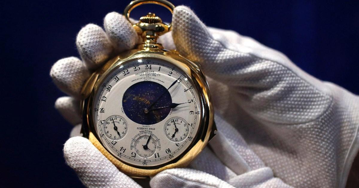 A világ legdrágább órái  ezeket még a milliomosok sem engedhetik meg ... d79723f83a