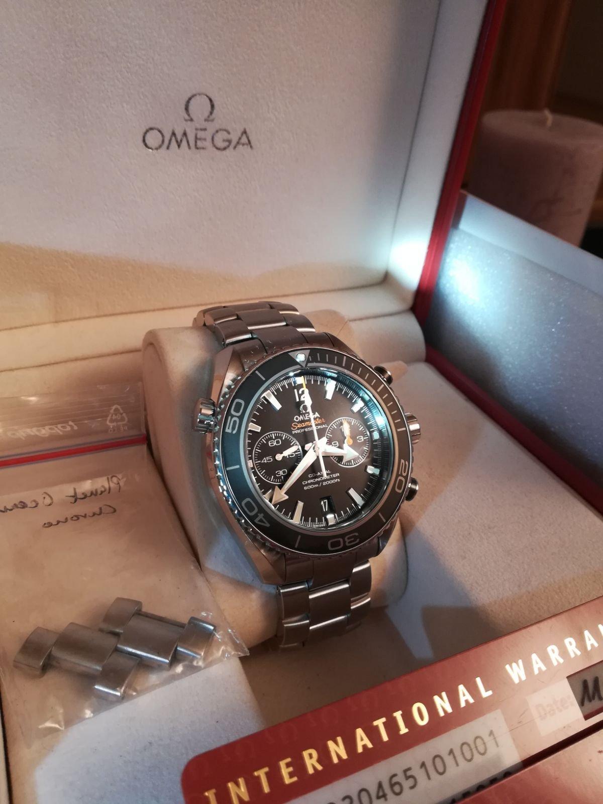 Eladó Omega OMEGA De Ville Prestige Automata Férfi Óra c9900b3f74